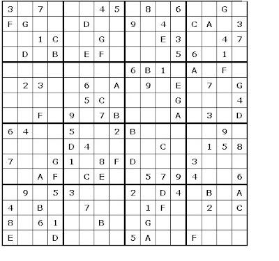 Grilles de sudoku en ligne et gratuit grilles de sudoku imprimer ou t l charger sudoku - Grilles de sudoku vierges ...
