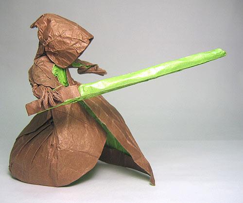 Cosas de Kiko: Star Wars - Origami - photo#8