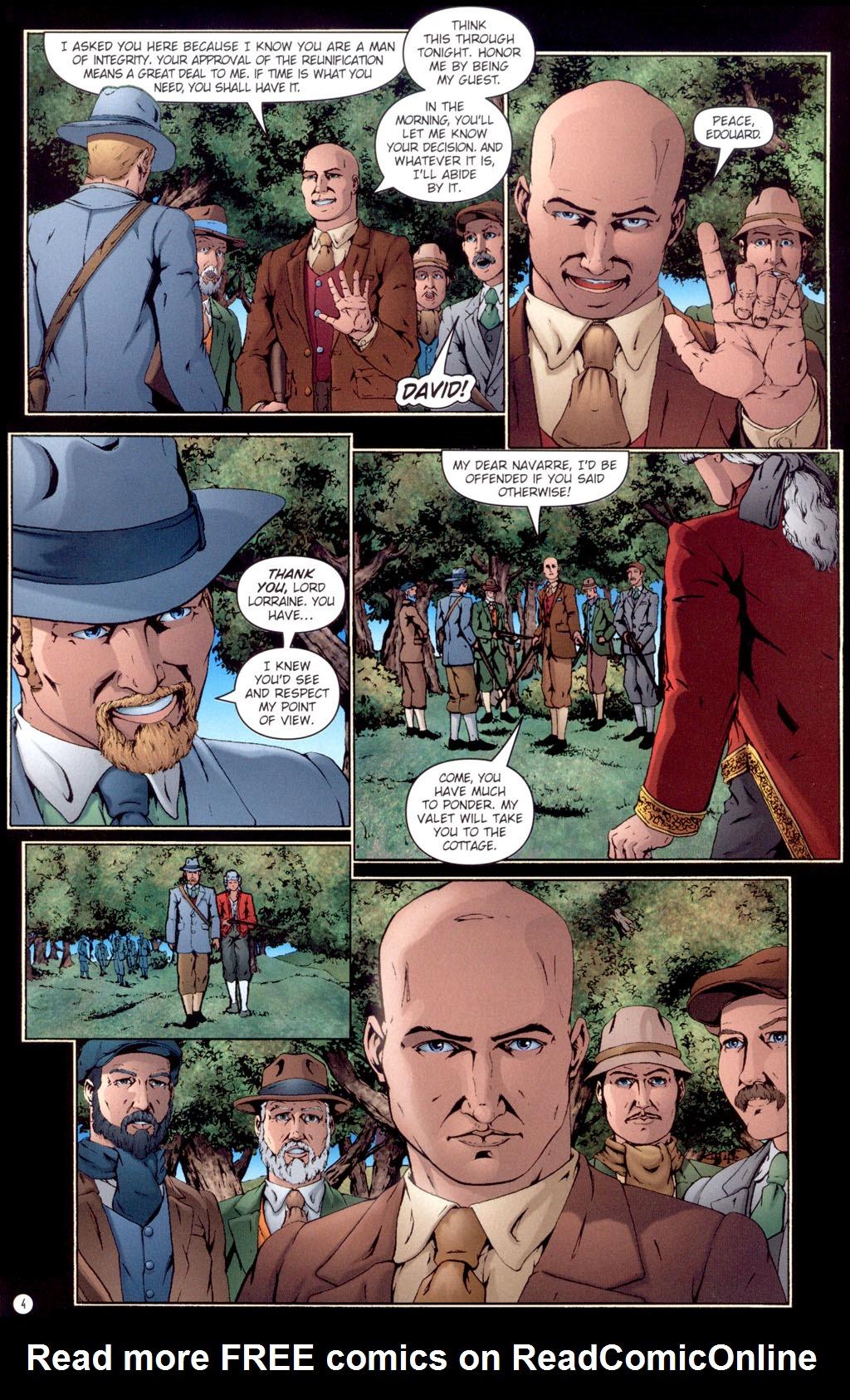 Read online Rex Mundi comic -  Issue #13 - 6