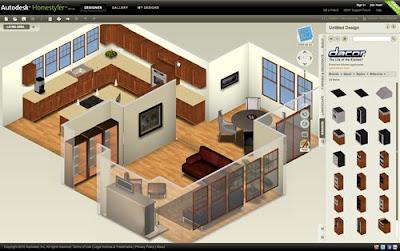 ANGELITOBLUE: Diseña tu casa con Autodesk Homestyler