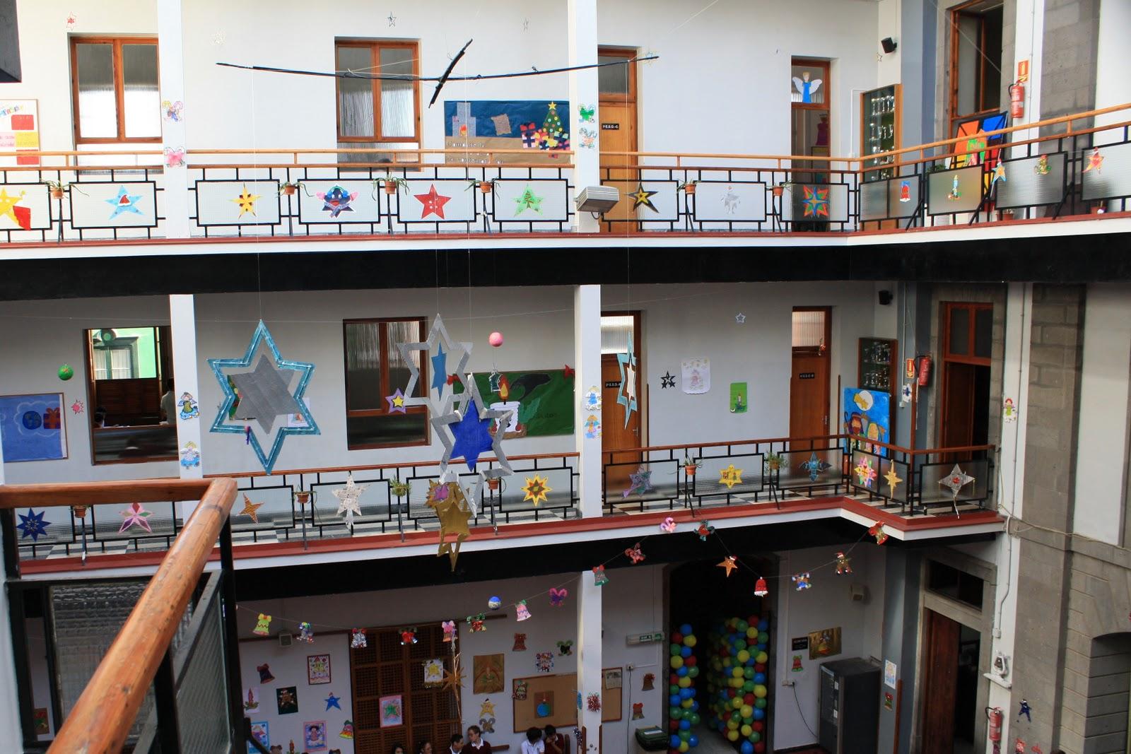 Colegio San José Dominicas: Colegio San José Dominicas: Diciembre 2010
