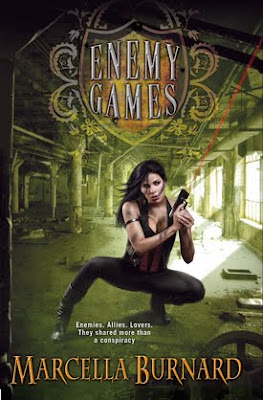 Enemy Games Marcella Burnard