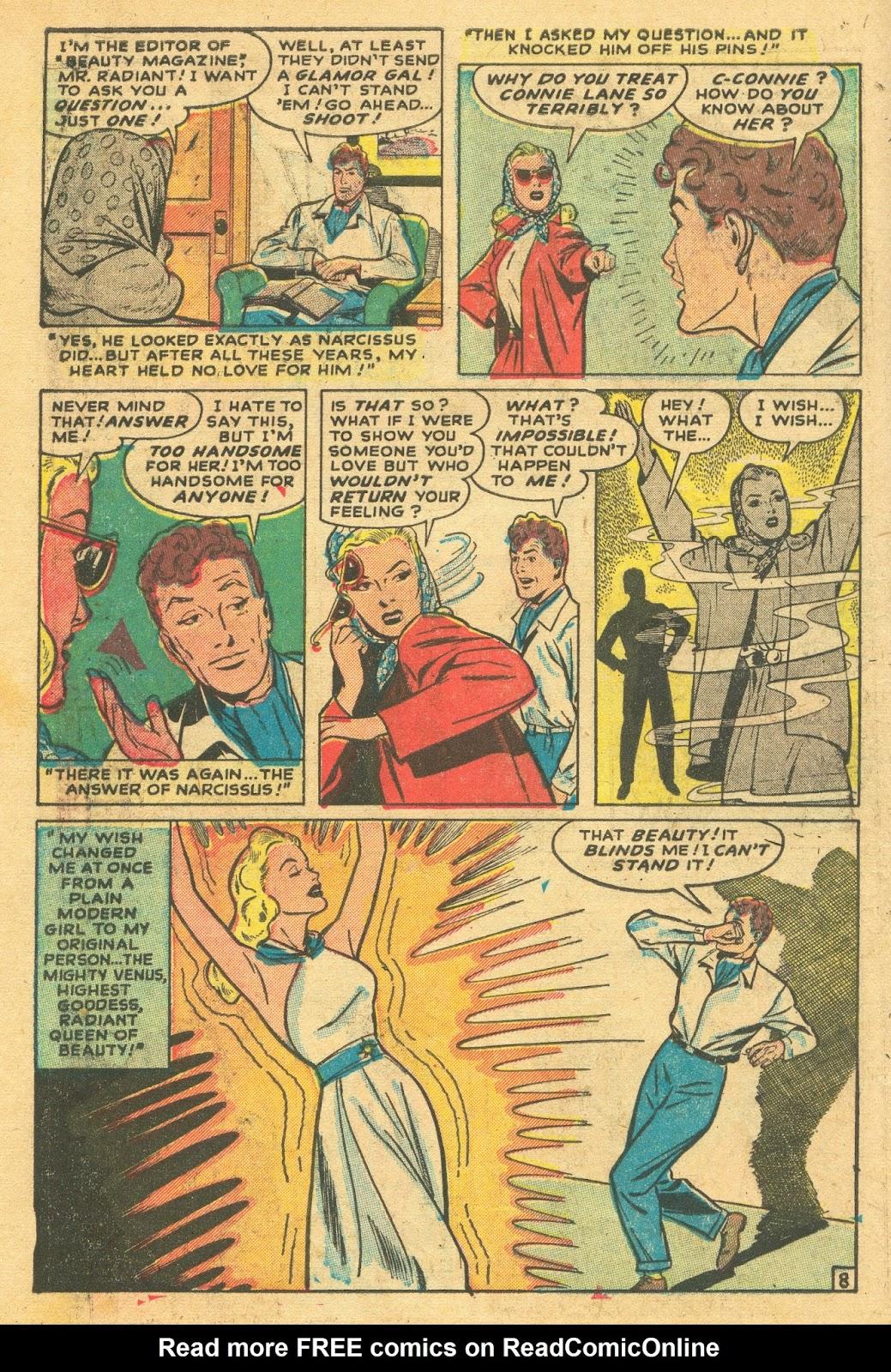 Venus (1948) issue 3 - Page 12