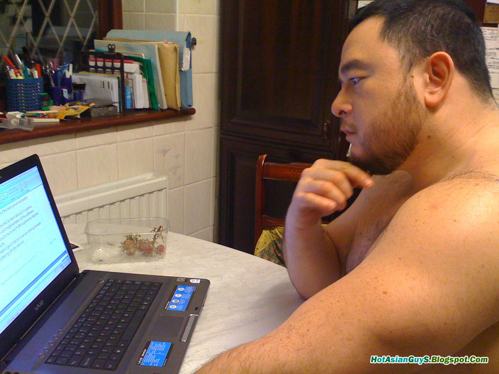 Asia bear guy gay sex and sexy