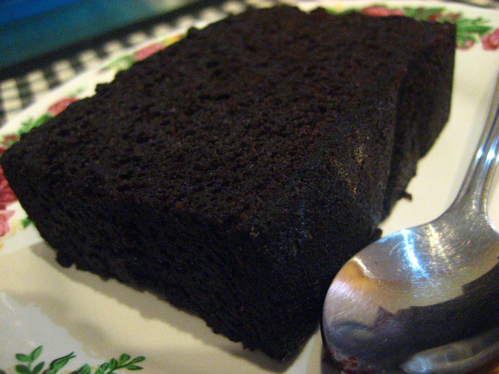 recipes cake/cookies: KEK COKLAT KUKUS