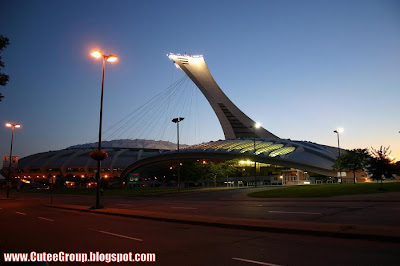 Olympic Stadium and Biodome-Montreal (Canada)