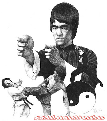 Bruce Lee ( A Real Hero)