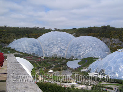 Eden project (  United Kingdom )