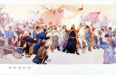 CHINA: REVOLUTIONARY PAST IN ART