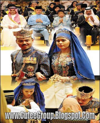 The Marrige Doughter of Sultan Brunei (The Princess of Brunei)