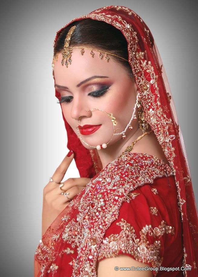 pakistani brides cutee