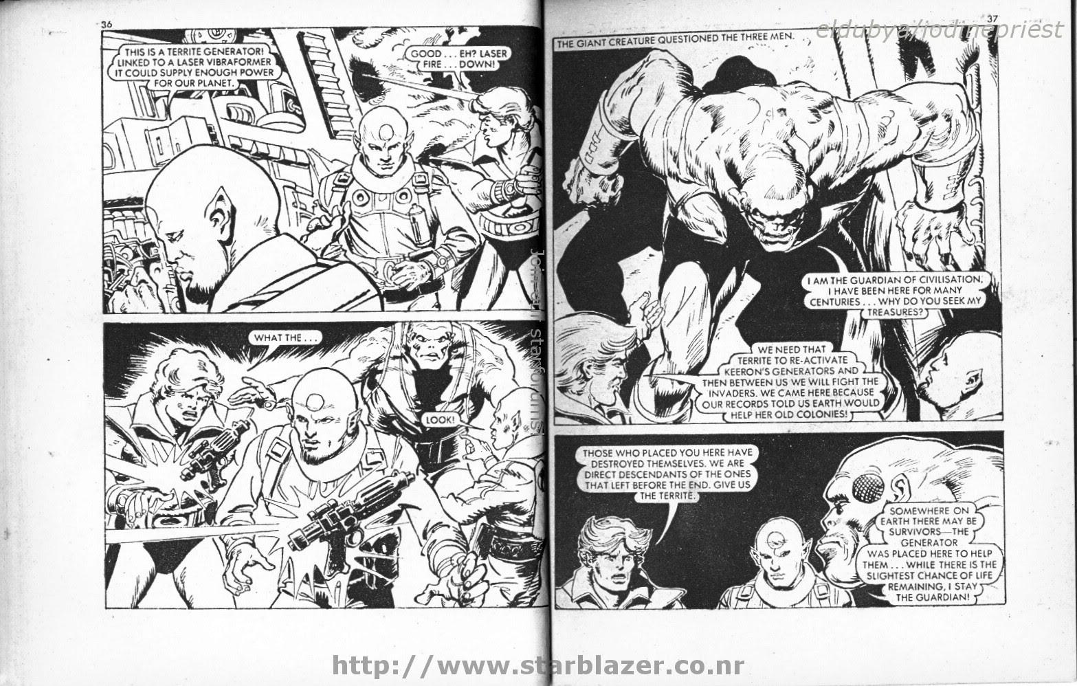 Starblazer issue 33 - Page 20