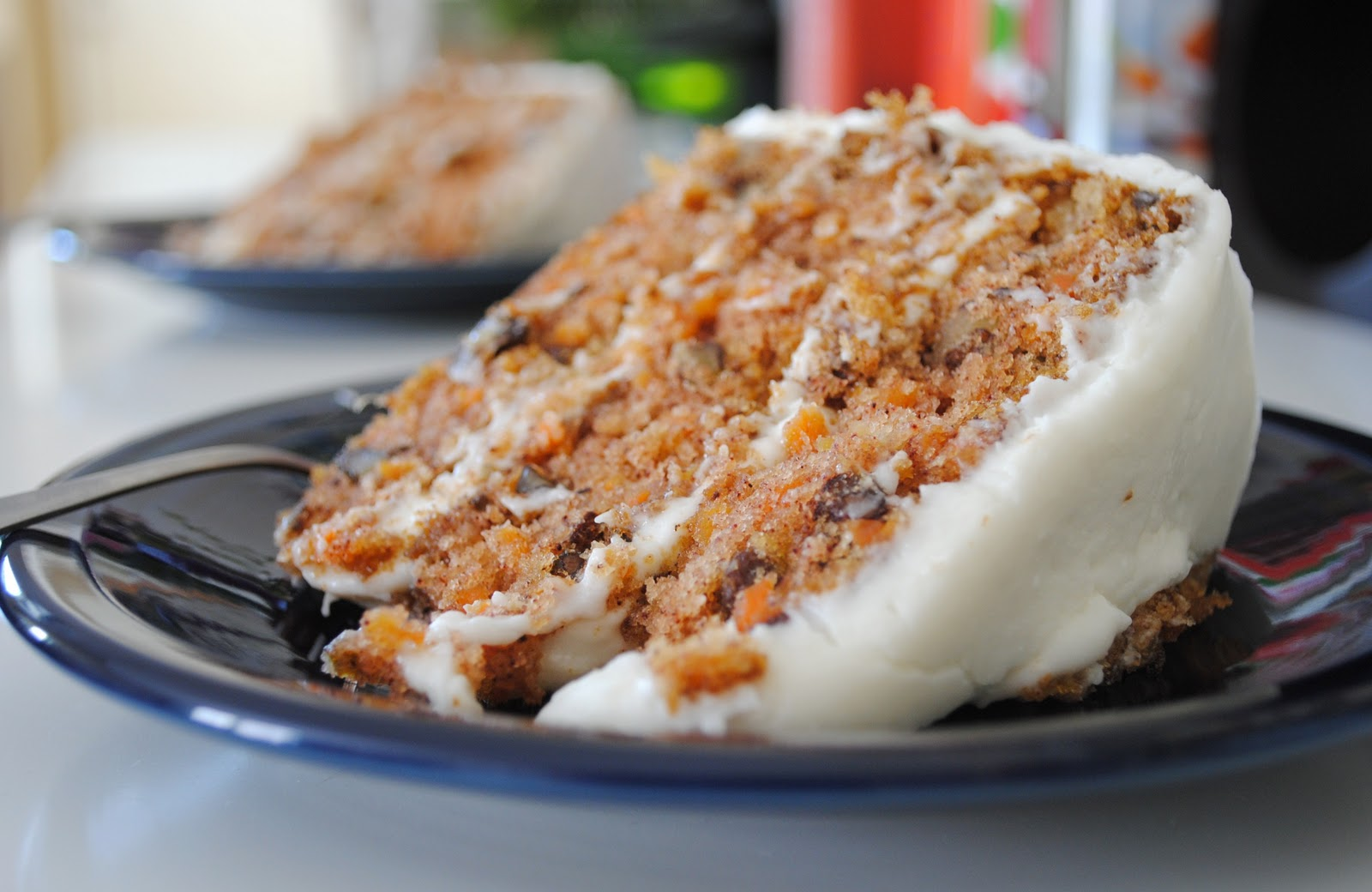 Triple Layer Carrot Cake with Cream Cheese Frosting Recipe