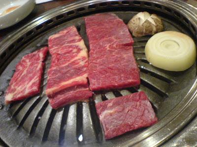 Hyang To Gol Korean Restaurant, bbq