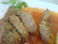 YY Ka Fei Dian, hainanese pork chop