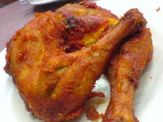 Zam Zam, fried chicken