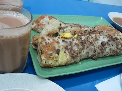 New Victory Restaurant, murtabak