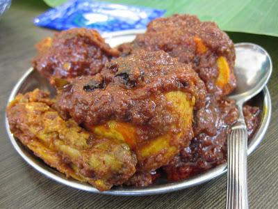 Samy's Curry Restaurant, masala chicken