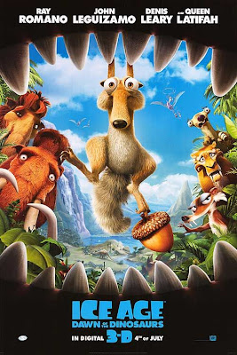 Ice Age 3 poster [click to enlarge]