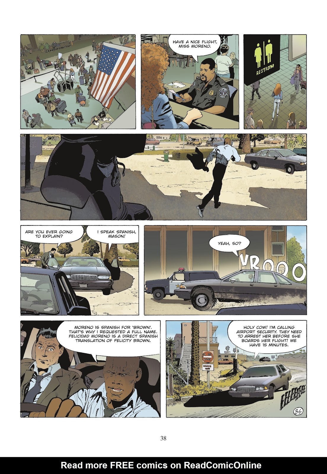XIII Mystery issue 9 - Page 40