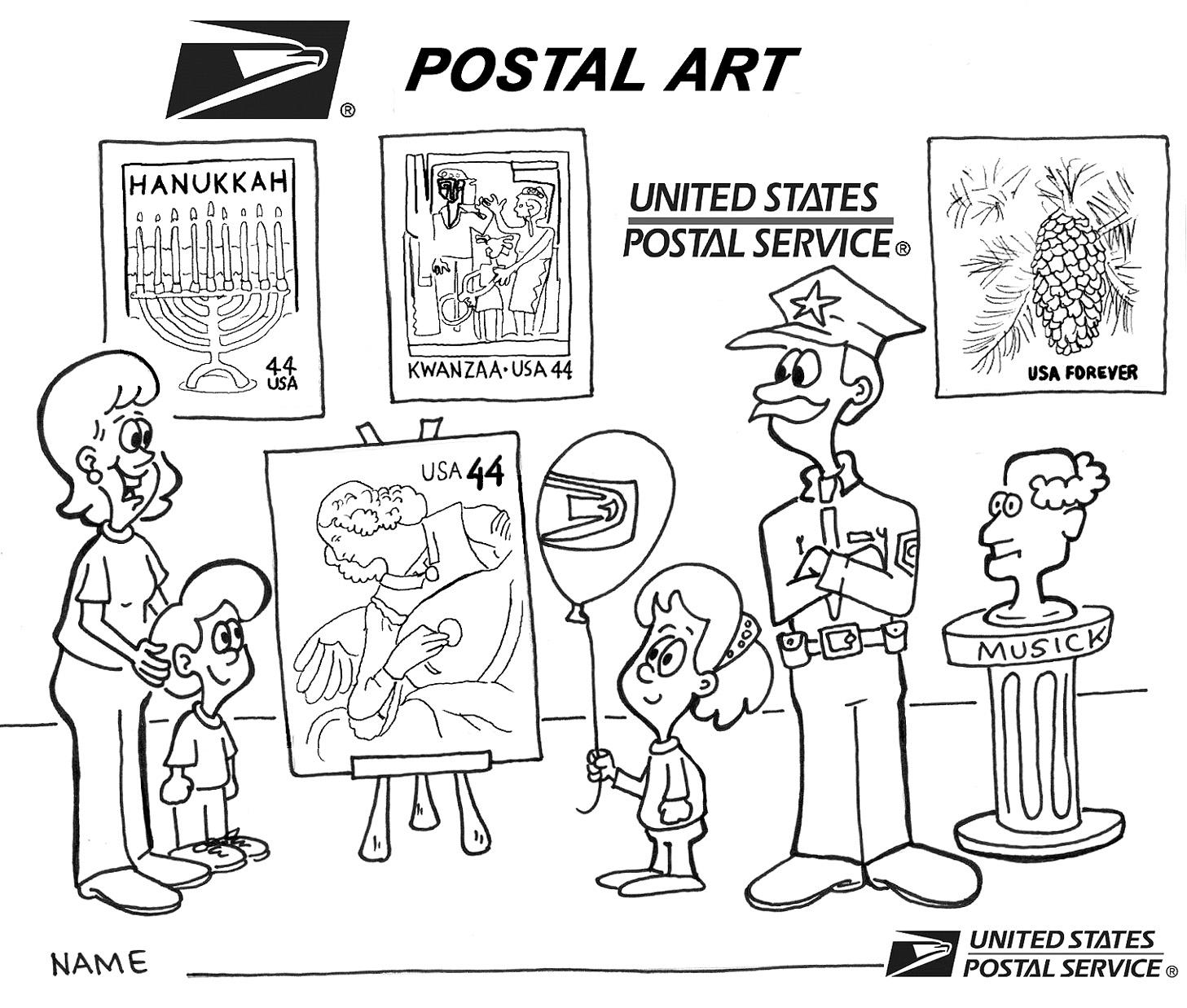 Your Postal Blog: December 2010