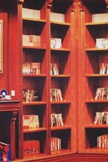 Backgrounds rak buku atau lemari Buku - Blog azis Grafis