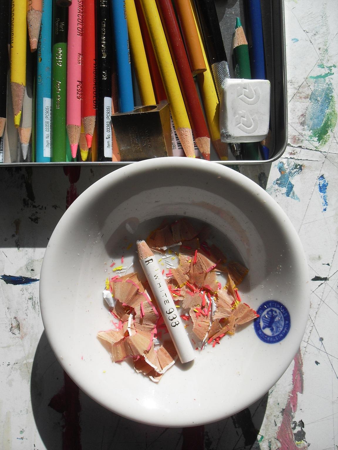 ART SKOOL DAMAGE : Christian Montone: Draw-Paint-Cut-Paste