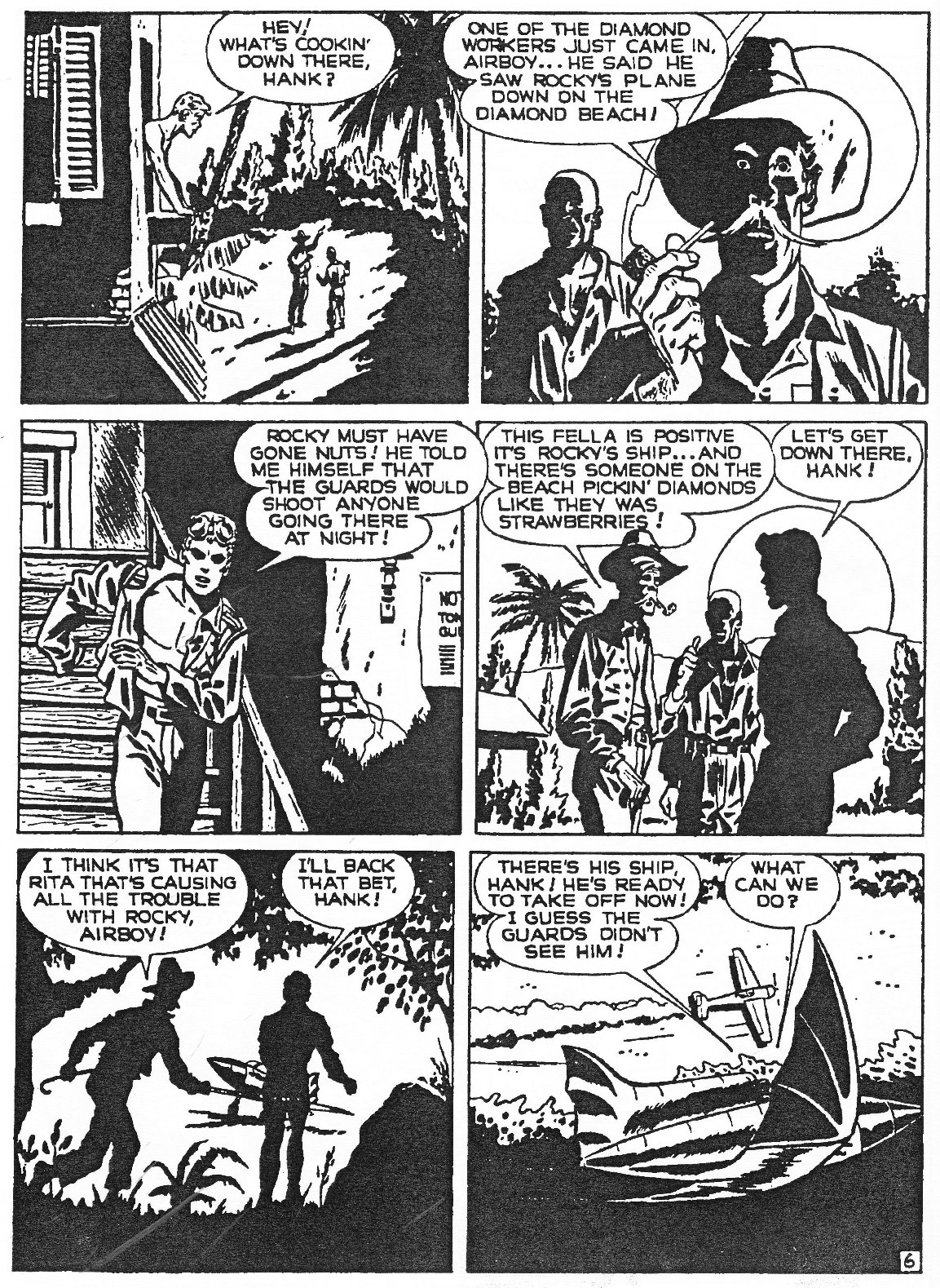 Read online Men of Mystery Comics comic -  Issue #83 - 186