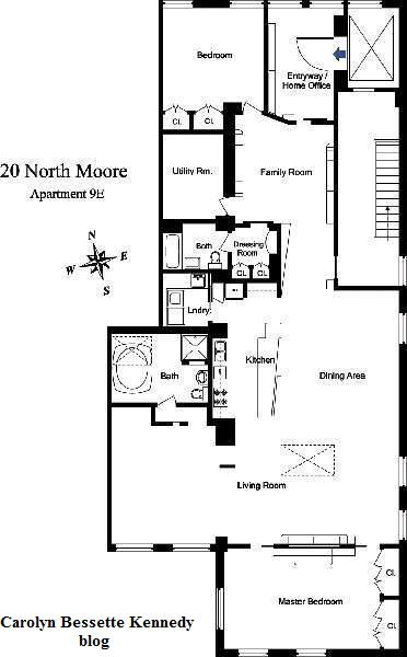 This Is The Floor Plan Of Their Loft It Was On Top 9e