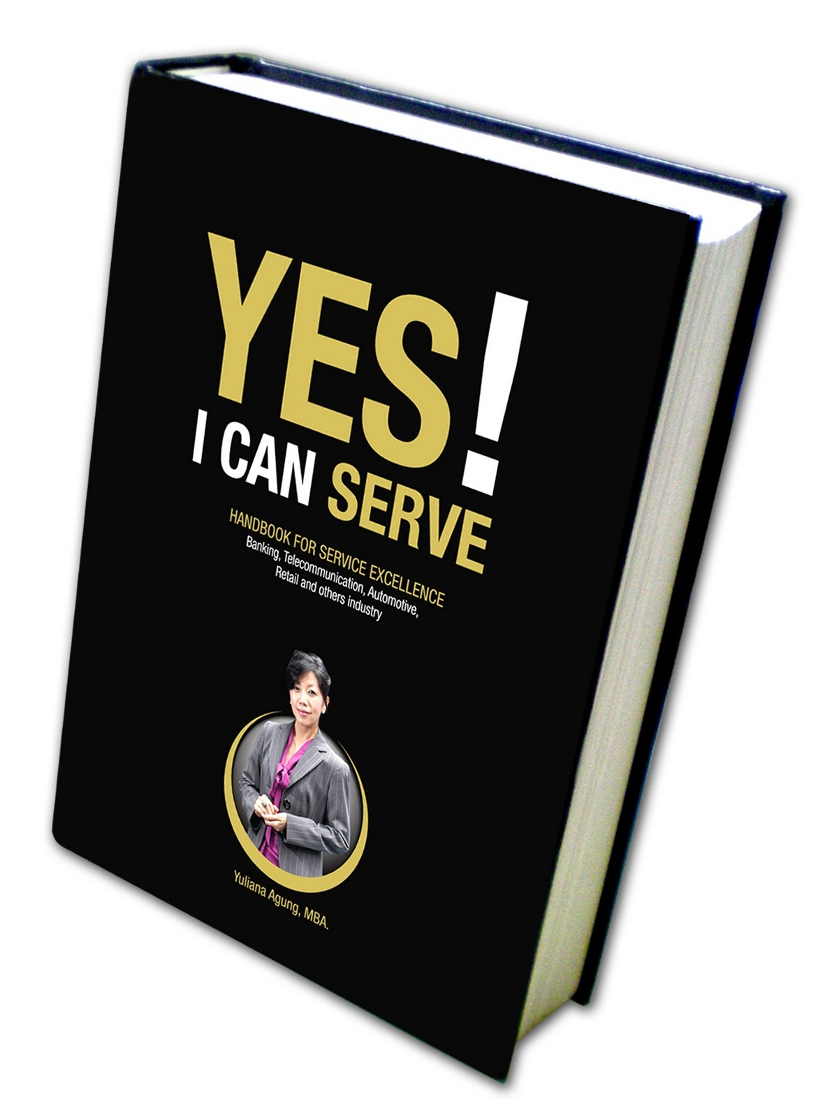 Yes I Can Serve Yes I Can Serve