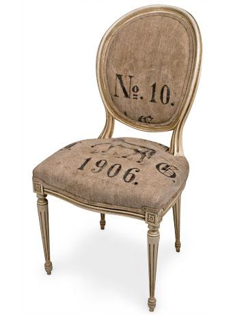 Burlap dining chair cushions myideasbedroom com