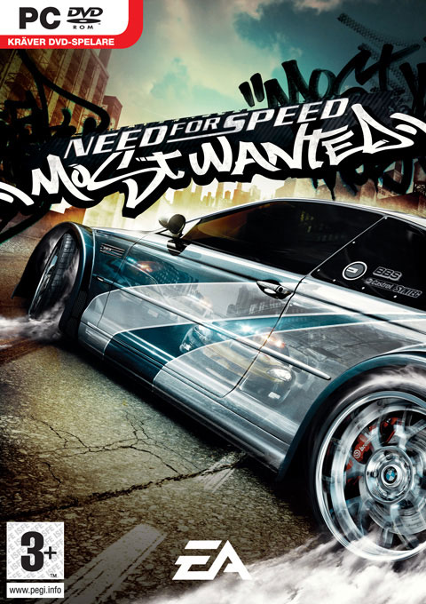 Need for Speed   Most Wanted + Black Edition