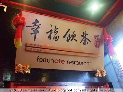 Fortunate Restaurant
