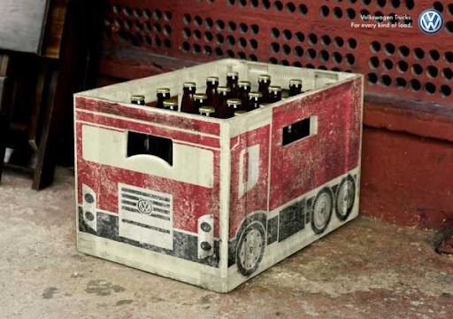 VW beer by WOW Barbie