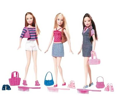 Luxury accessories by WOW Barbie