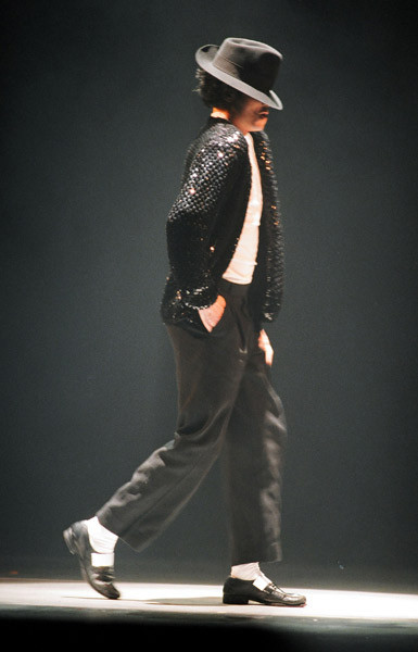 Michael Jackson — fashion icon