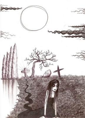 Resultado de imagen para leños secos del cementerio
