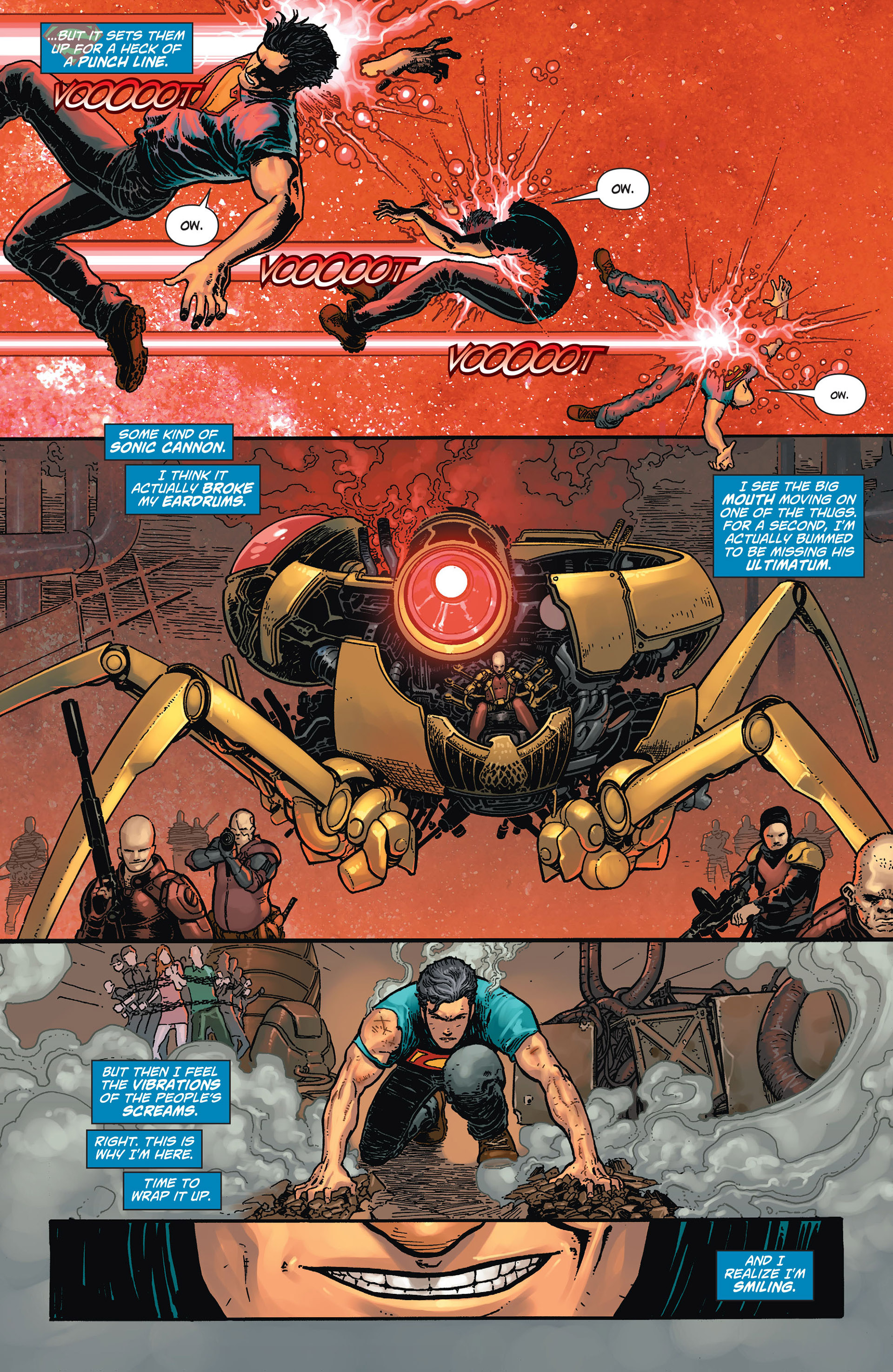 Read online Action Comics (2011) comic -  Issue #25 - 4