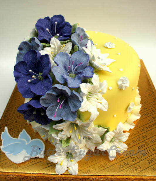 Cake Decorating Journal Lesson 13 Royal Icing Flowers