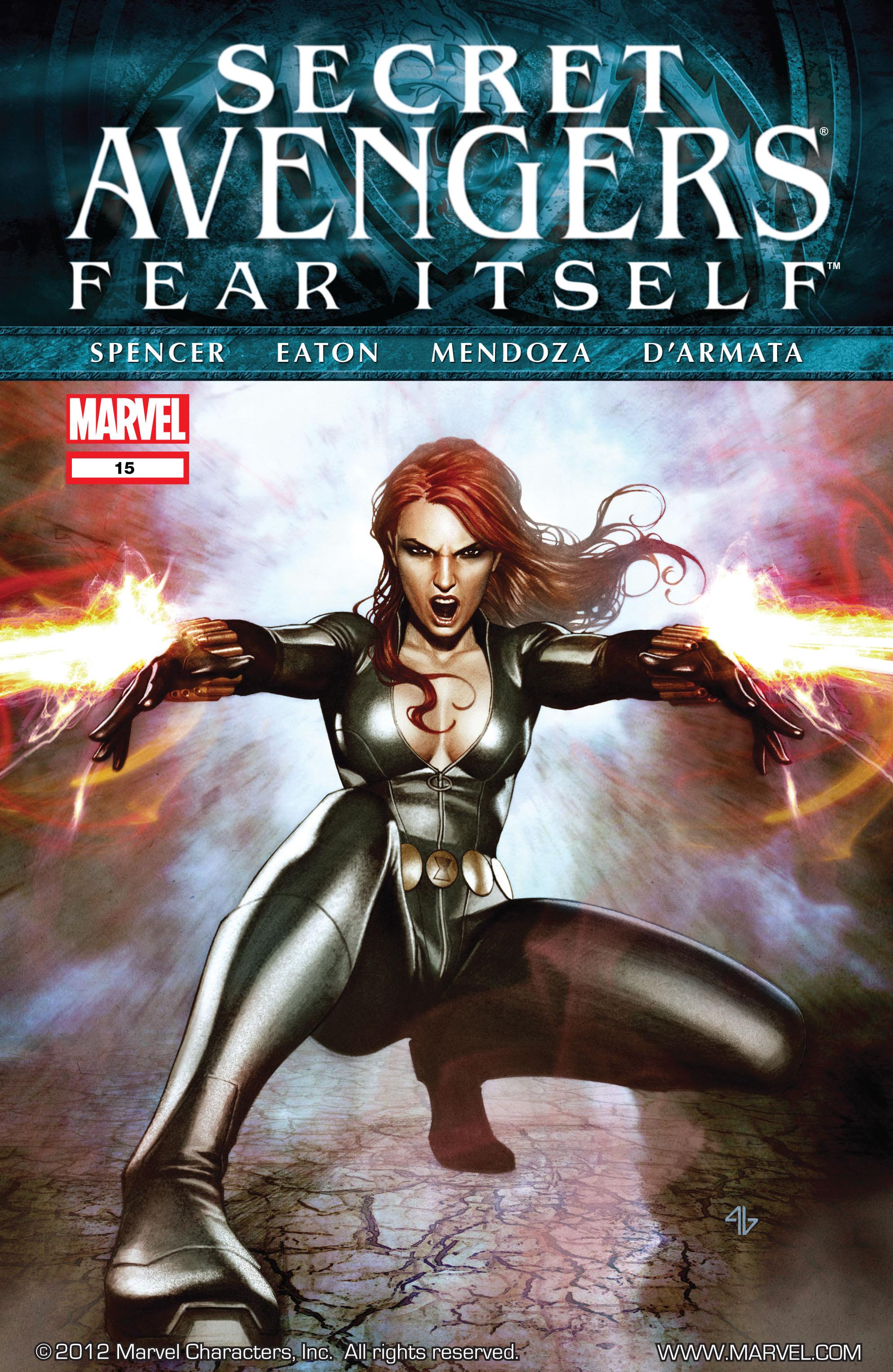 Read online Secret Avengers (2010) comic -  Issue #15 - 1