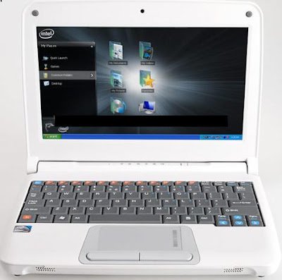 CTL 2go E10 clamshell netbook PC