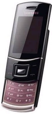 Samsung S5050 Slider mobile phone
