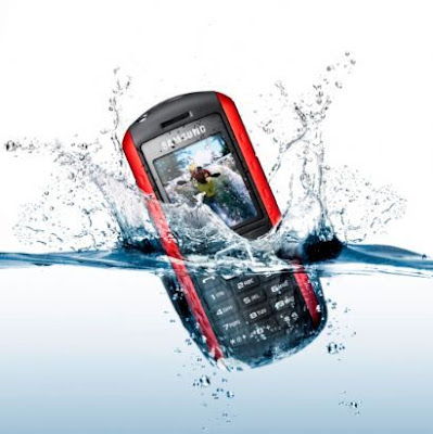 huge selection of 51949 c01db Samsung B2100 Marine - First Dust Resistance & Waterproof Mobile Phone