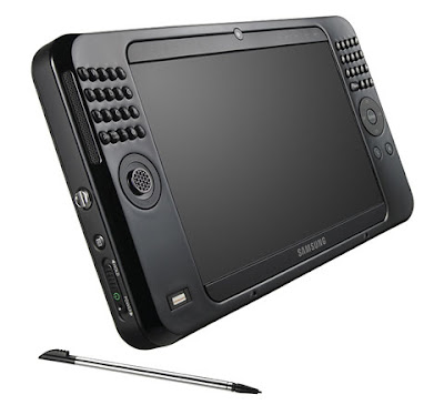 Samsung-NP Q1 ultra-portable tablet PC