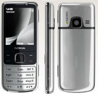 Nokia 6700 Classic Silver Metallic photos