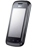 LG KM555E - The New Touch Screen GSM Quad-band Phone 1