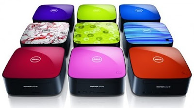 Dell Zino HD mini Desktop computer 10 optional interchangeable Personalize Casing Colors and designs Overview