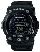 Casio G-Shock GW7900B-1 G-Rescue Series Solar Watch_Black