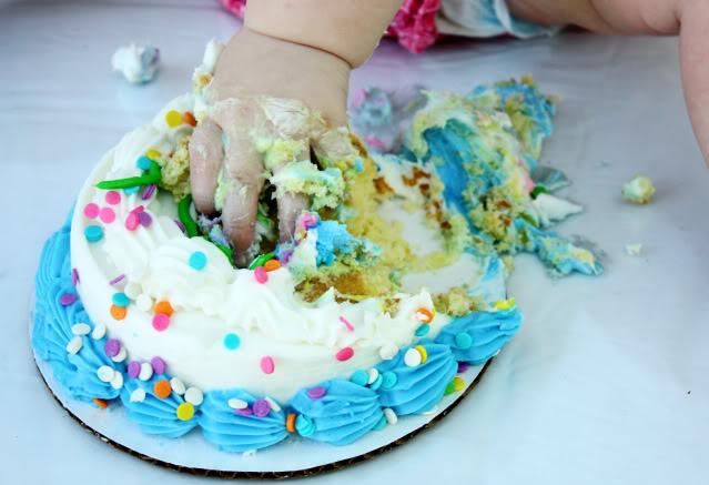 Wacky Birthday Cakes
