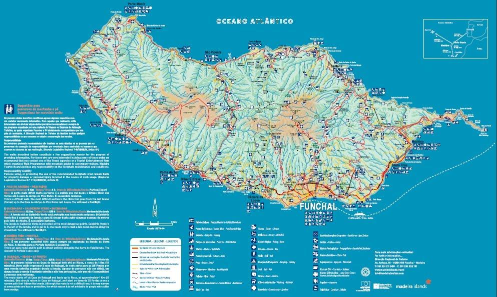 mapa das serras da madeira O meu cantinho na net: Férias na Madeira mapa das serras da madeira